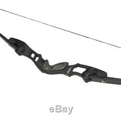 19 ILF Recurve Bow Riser Handle Takedown American Archery Right Hand Hunting