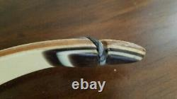 1962 Bear Grizzly Recurve Bow