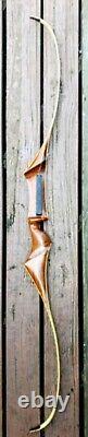 1966 BEAR Kodiak Special, 69 Recurve, 38#, RH, NO HOLES, VERY NICE, NEW STRING