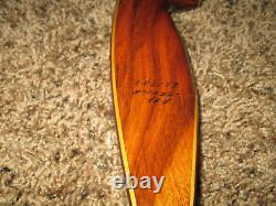 1968 Bear Grizzly Recurve Bow