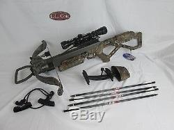 2016 Excalibur Matrix Micro 335 Realtree Camo Recurve Crossbow Package