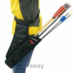 30-60LBS Archery 60 Takedown Recurve Bow Kit Arrows Set Outdoor Hunting Adult