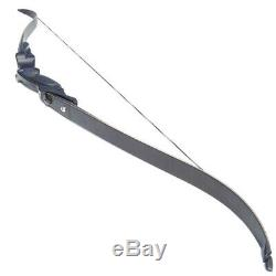 60 Archery ILF Recurve Bow Takedown American Hunting Bow 17 Handle 30-65LBS
