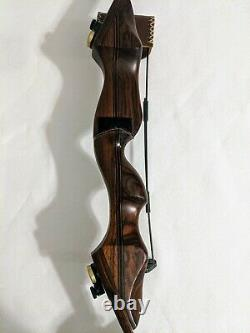 60 Great Plains Traditional Bow Co. 57# @ 28 Model-B Recurve Bow