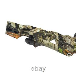 64 ILF Recurve Bow 30-60lbs Takedown 21 Bow Riser Archery Hunting Shooting