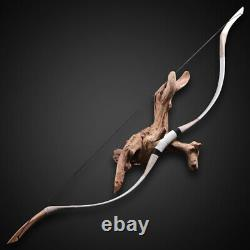 70lbs Traditional Archery Recurve Outdoor Hunting Bow Horsebow Right Left Hand