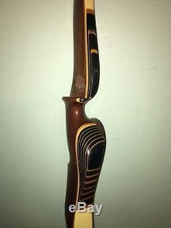 Amazing Scarce Howatt Century 21 Vintage Archery Rh Recurve Bow 40# 66