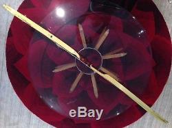 Archery Bear Alaskan Recurve Bow AMO-62 40# KF17179 Glass Powered Vintage 1953