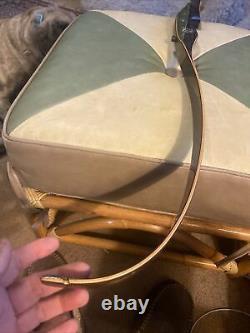 Bear Archery Glass Powered Grizzly Recurve Bow AMO 58 45# Beautiful Vintage MI