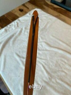 Bear Archery Kodiak 60 45# RH Recurve Bow Purpleheart Rosewood (AK1445SR)