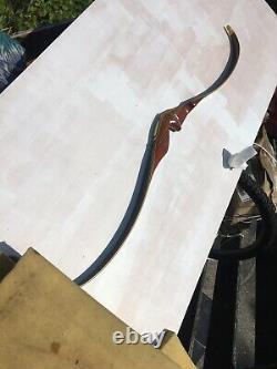 Bear Archery Kodiak MAGNUM 54-Inches Traditional Recurve Bow 45# RH