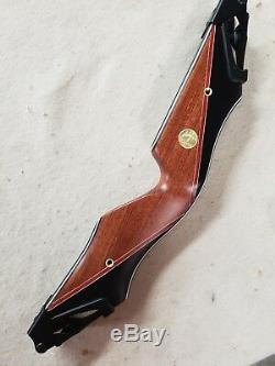 Bear Archery Kodiak Takedown A Riser RH Phenolic/Bubinga #3 55# limbs