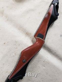 Bear Archery Kodiak Takedown B Riser LH 2018 Phenolic/Bubinga