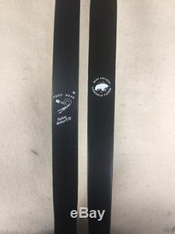 Bear Archery Kodiak Takedown B Riser RH Phenolic/Bubinga #3 40# limbs