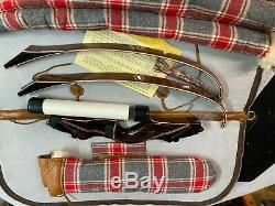 Bear Archery Limited Edition Kodiak Custom 40# RH Take down Recurve Bow 34/250