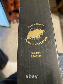 Bear Archery Super Kodiak Signed