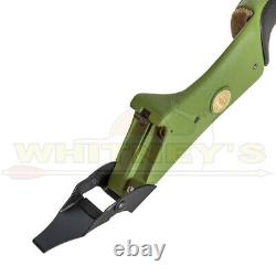 Bear Archery Traditional Bow Adult Mag Riser-Moss Green-RH-A21MRARDG