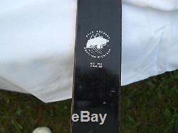Bear Glass-Powered Black Bear 60 28 45#