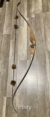 Bear Grizzly Recurve Bowith Fred Bear Archery