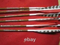 Bear Grizzly recurve bow with Easton arrows package