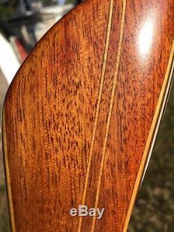 Bear Kodiak Magnum Recurve Bow 1966