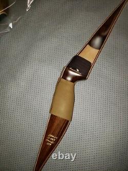 Bear Kodiak New for Recurve Bow RH 35# Satin Model Maple/Rosewood b2