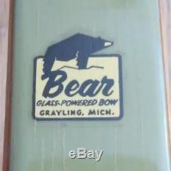 Bear Kodiak Special Traditional Recurve Bow