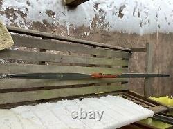 Bear Kodiak dog leg recurve bow 60 60# 1963