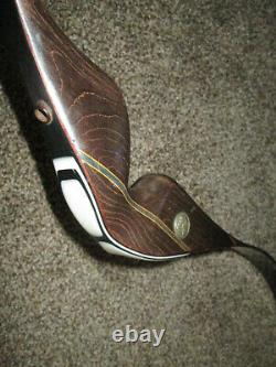 Bear Super Mag 48 With Fascor Recurve Bow
