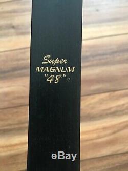 Bear Super Magnum (48 Recurve)