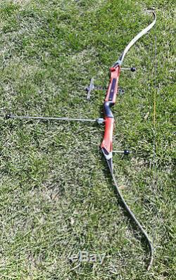 Bear-Take down-Recurve-Bowithcompetition archery