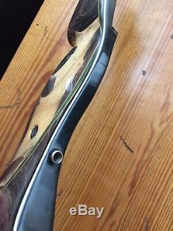 Bear Takedown Green Stripe B Riser
