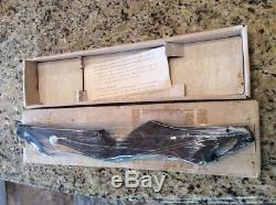 Bear Takedown Vintage Greenstripe Recurve LH New In Wrapper/Box
