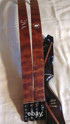 Bear archery Limited Edition takedown recurve bow. LES 2 #100 of 250