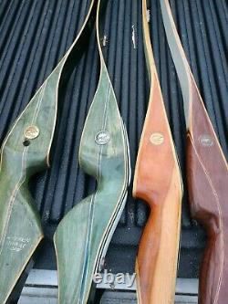 Bear archery vintage recurve bows