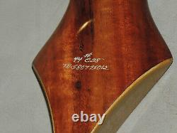 Beautiful Vintage Herters Perfection Mag 58 Recurve Bow 44# @ 28 M. 580775012