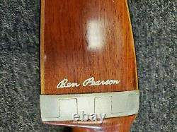Ben Pearson Signature Take-Down Bow 7331 With Case