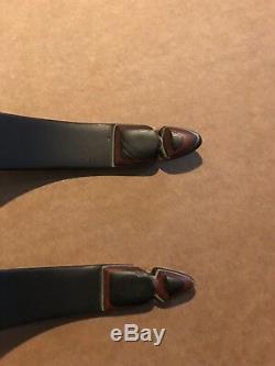 Bigfoot Custom Limbs, For Bear Takedown Risers, 50# On B- Riser, Number 1s