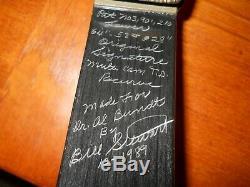 Bill Stewart Original Signature Custom Multi Cam Take-Down Recurve RH 53 # Mint