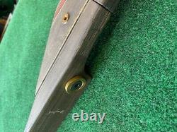 Black Widow Archery Recurve Bow GreyBark MAII 58# @ 28