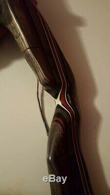Black Widow Bow SA II Graybark 56# 58 RH
