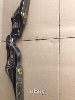 Black Widow PCH Greybark 40lb Recurve Bow Blackwidow