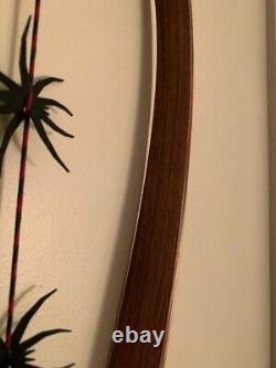 Black widow recurve bow. PSR III