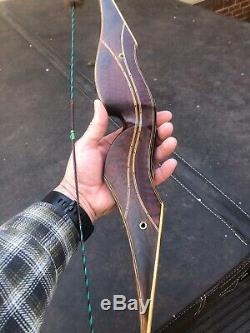 Blacktail Recurve Bow