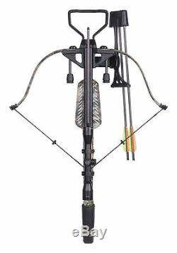 Centerpoint Archery Primal Recurve Crossbow With 3-arrows/scope
