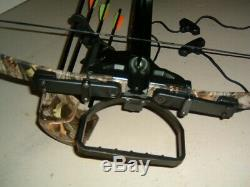 Chace star 225# recurve crossbow 330 feet per second
