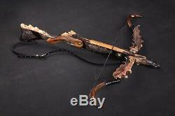 Crossbow Longbow Bow Recurve Hunting Target Archery Traditional Mongolian