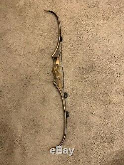 Custom Bighorn Takedown Recurve Bow