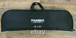 Custom Fred Bear Kodiak Takedown Bow RAMBO LAST BLOOD Limited Edition #126/199