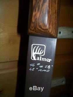 Custom Palmer Recurve